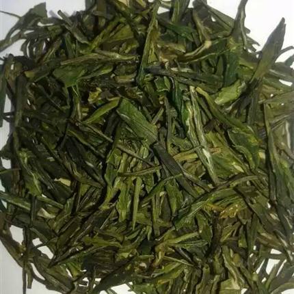 英山扁茶 散茶